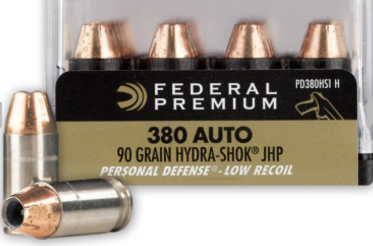 Federal Hydra-Shok Ammunition