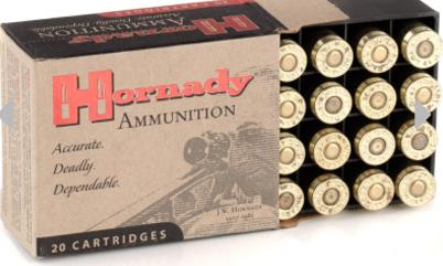 Hornady Custom bullets