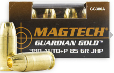Magtech Guardian Gold Cartridges