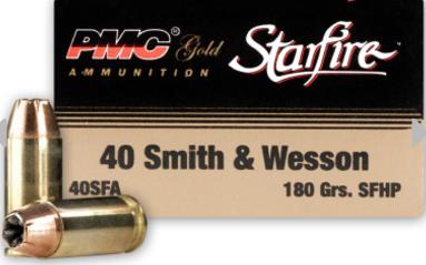 PMC Starfire 40 S&W Ammunition