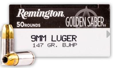 Remington Golden Saber projectile