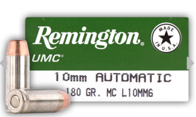 Remington UMC 180 Grain ammo