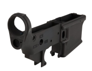 Spikes Tactical AR-15 Lower Receiver
