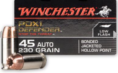 Winchester Supreme Elite bullet