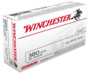 Winchester White Box Cartridge 95 grain