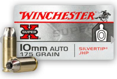 Winchester Super-X Silvertip 175 Grain ammunition