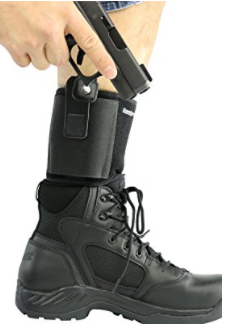 ComfortTac Ultimate Concealed Carry Ankle Holster