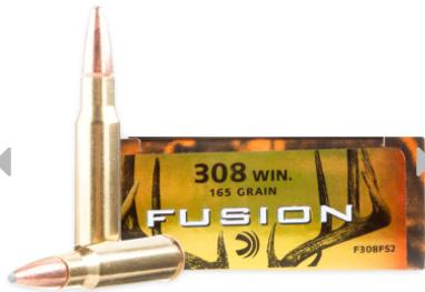 Federal Fusion Ammunition