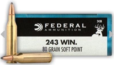 Federal Power-Shok Ammo