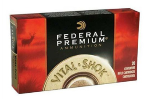 Federal Vital-Shok 300 win mag Ammunition