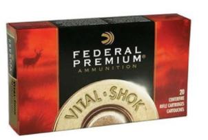 Federal Vital-Shok Nosler Ballistic Tip