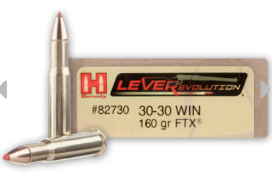 Hornady LEVERevolution Rounds