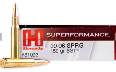 Hornady Superperformance Rounds