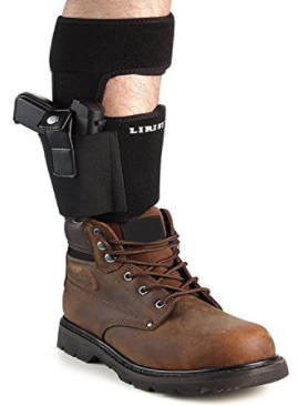 Lirisy Ankle Sheath for Concealed Carry