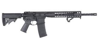 LWRC DI Matte Black Weapon