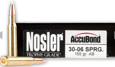 Nosler Custom Trophy Grade Load