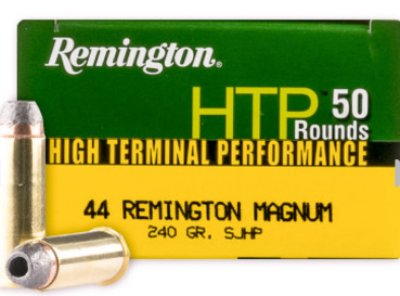 Remington HTP Rounds