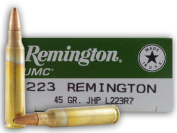Remington JHP Cartridge