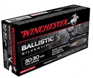 Winchester Supreme Ballistic Silvertip Ammo
