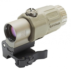 EoTech Side Mount Red Dot Magnifier