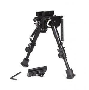 Ohuhu Adjustable Sniper Hunting Bipod