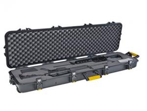 Plano Double Scoped Rifle Case w/Wheels