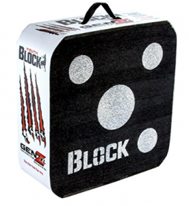 Block GenZ Series Youth Archery Arrow Target