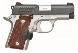 KIMBER MFG. - 1911 MICRO 9 CRIMSON CARRY