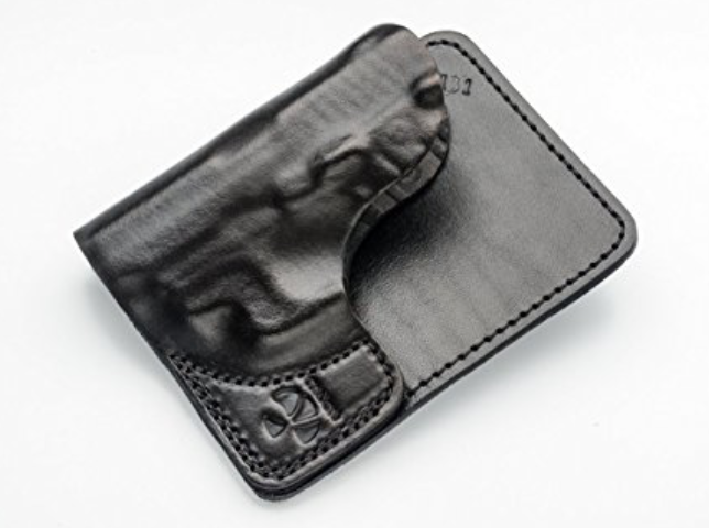 Talon Concealed Carry Wallet & Cargo Leather Pocket Holster