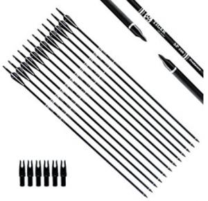 Tiger Archery Hunting Carbon Arrow