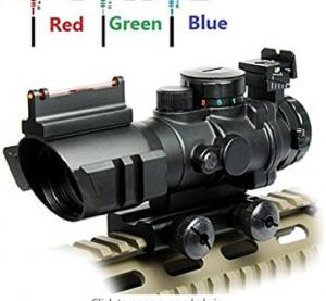 UUQ Prism 4x32 Illuminated Ar-15 Riflescope