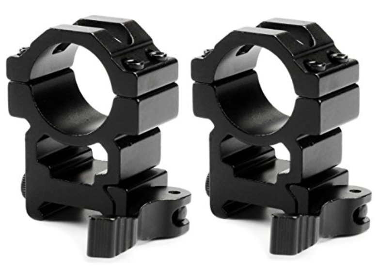 Mizugiwa High Profile Picatinny QD Mount