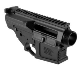 Mega Arms Maten Billet Receiver Set