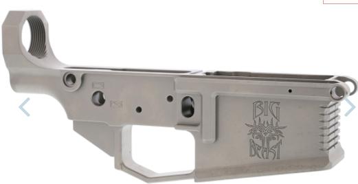 WMD Guns NiB-X Beast Receiver