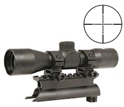 sks high profile scope mount