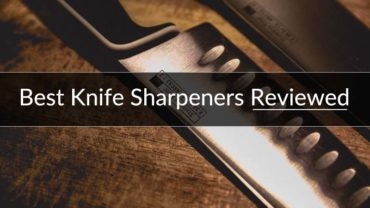 properly sharpening a kitchen knife