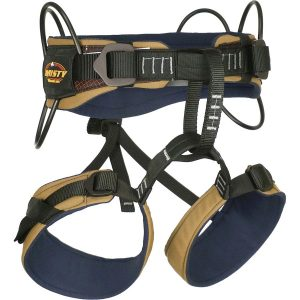 misty mountain cadillac climbing harness