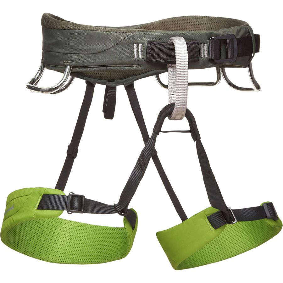 mens black diamond solution climbing harness