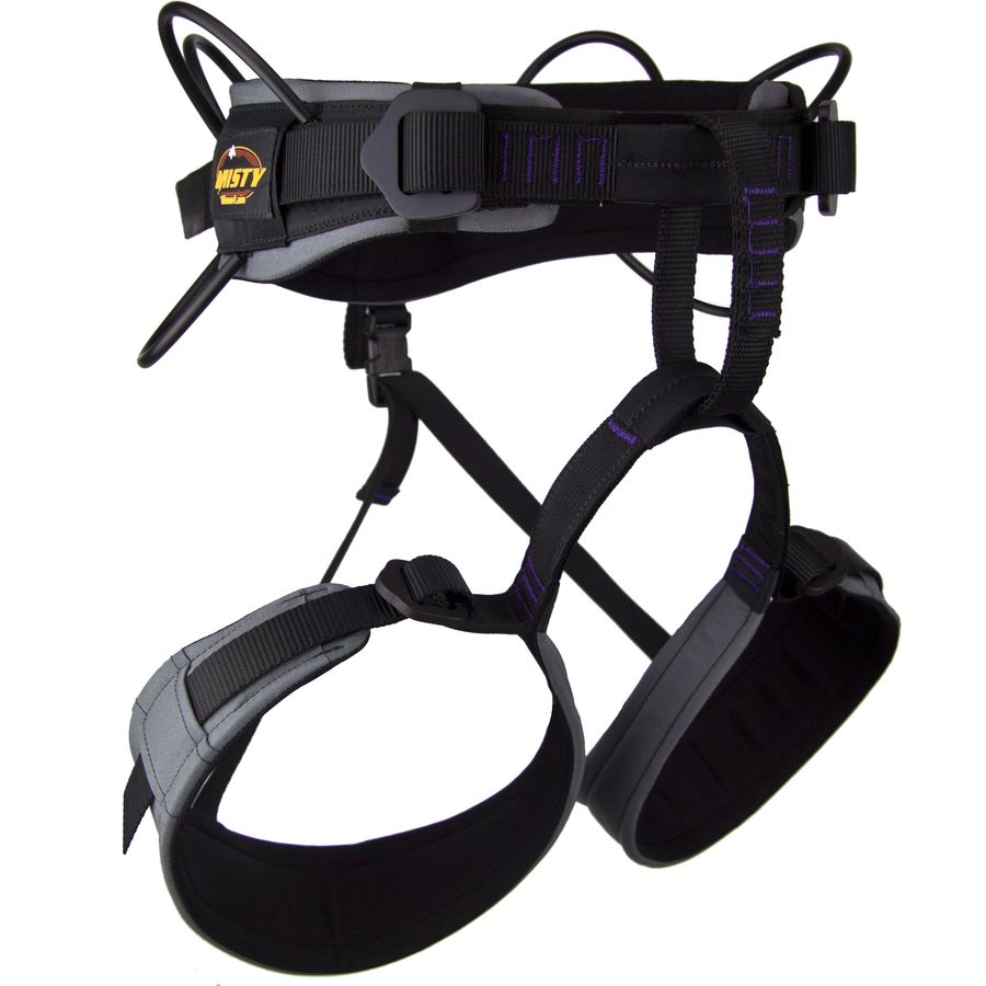 womens misty mountain cadillac Climbing harness