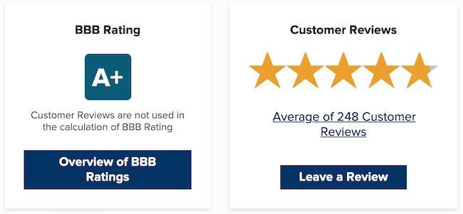 Outdoorsy rv rental company reviews