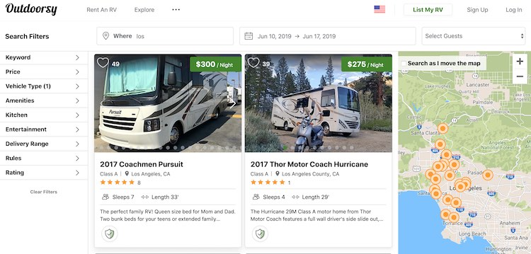 Best RV Rental Companies of 2019: Prices & Customer Reviews
