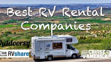 best rv rental companies