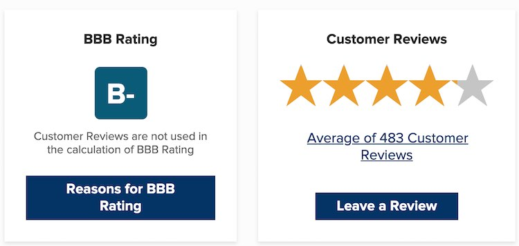 rvshare customer reviews